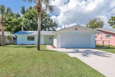 Daytona Beach Single Family Home For Sale: 1232 Peachtree Road