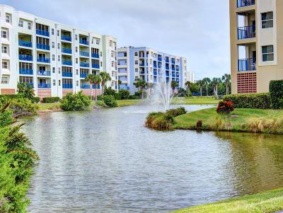 New Smyrna Beach Condo/Townhouse For Sale: 5300 S Atlantic Avenue #8207