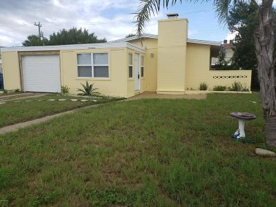 Ormond Beach FL Single Family Home For Sale: $184,900
