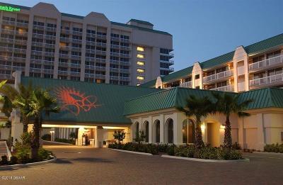 Daytona Beach Condo/Townhouse For Sale: 2700 N Atlantic Avenue #707
