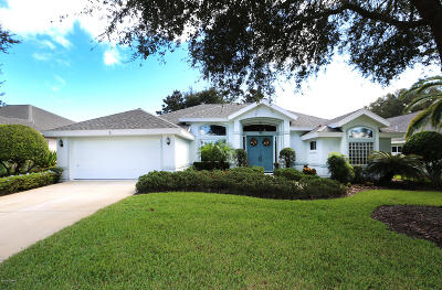 Ormond Beach FL Single Family Home For Sale: $329,000