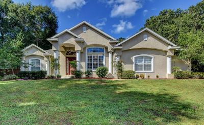 Deland Single Family Home For Sale: 112 Crystal Oak Drive