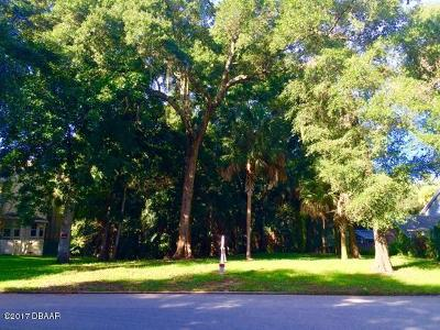 Tomoka Oaks Residential Lots & Land For Sale: 122 River Bluff Drive