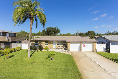 Daytona Beach Single Family Home For Sale: 1318 Woodbine Street