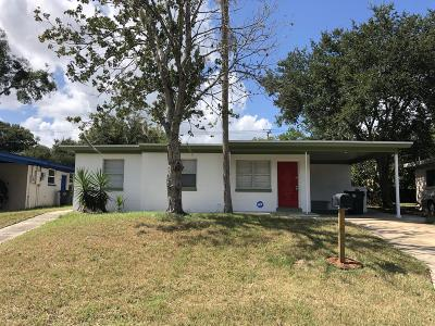 Daytona Beach Single Family Home For Sale: 524 Colfax Drive