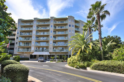 Daytona Beach Shores Condo/Townhouse For Sale: 4 Oceans West Blvd #308D
