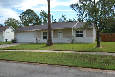 Port Orange Single Family Home For Sale: 1306 Dexter Drive W