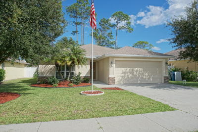 Ormond Beach Single Family Home For Sale: 1409 Springleaf Drive