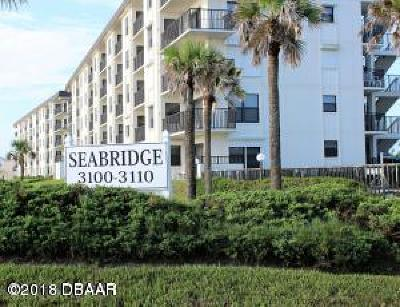 Condo/Townhouse For Sale: 3100 Ocean Shore Boulevard #105