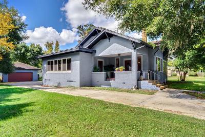 Deland  Single Family Home For Sale: 125 Stetson Park Drive