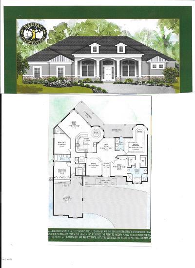 Halifax Plantation Single Family Home For Sale: 3024 Acoma Drive