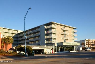 Volusia County Condo/Townhouse For Sale: 800 N Atlantic Avenue #512