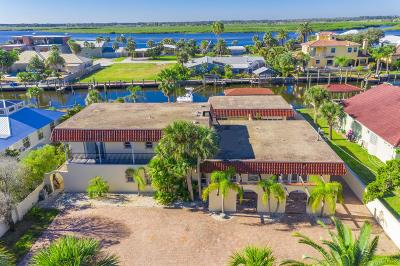Volusia County Single Family Home For Sale: 115 Inlet Harbor Road