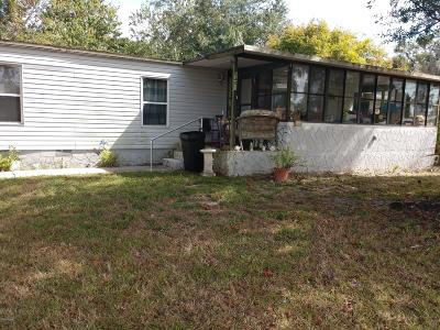 Port Orange Single Family Home For Sale: 5401 Wood Street