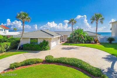 Ormond Beach Single Family Home For Sale: 479 Ocean Shore Boulevard