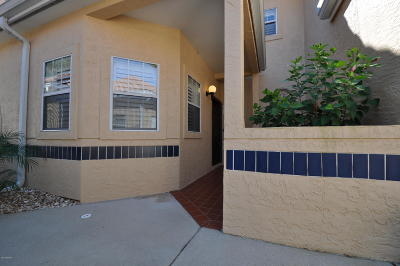 Palm Coast Condo/Townhouse For Sale: 41 Captains Walk