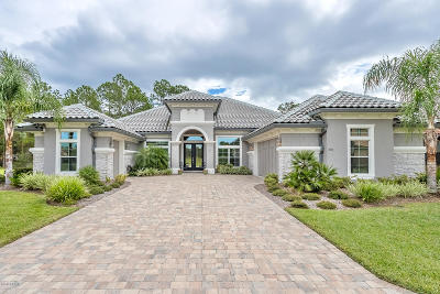 Ormond Beach Single Family Home For Sale: 630 Woodbridge Drive