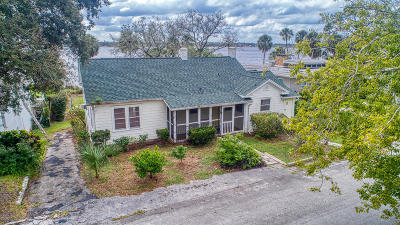 Daytona Beach Single Family Home For Sale: 1003 Chaffee Place