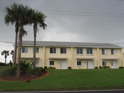 Ponce Inlet Condo/Townhouse For Sale: 4769 S Atlantic Avenue #2