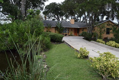 New Smyrna Beach Single Family Home For Sale: 1231 Wayne Avenue