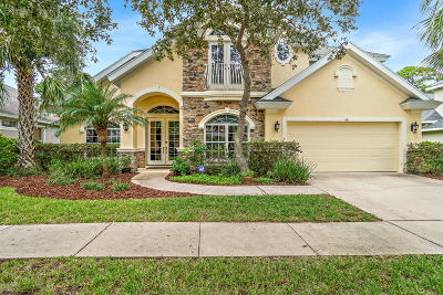 Palm Coast FL Single Family Home For Sale: $469,900
