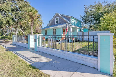 Daytona Beach Single Family Home For Sale: 810 N Halifax Avenue