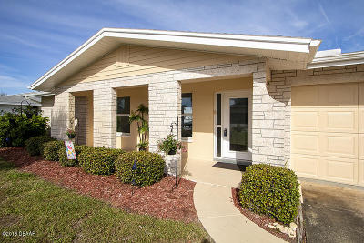 Ponce Inlet Single Family Home For Sale: 116 Anchor Drive