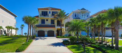Palm Coast, Flagler Beach Single Family Home For Sale: 38 S Hammock Beach Circle
