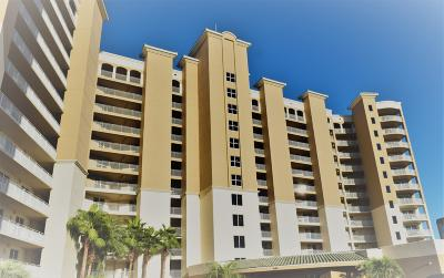 Daytona Beach Condo/Townhouse For Sale: 2403 S Atlantic Avenue #610