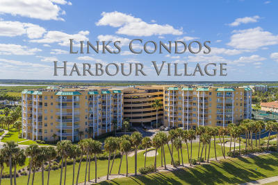 Ponce Inlet Condo/Townhouse For Sale: 4650 Links Village Drive #A501