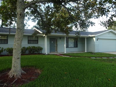 South Daytona Single Family Home For Sale: 749 Millbrook Lane