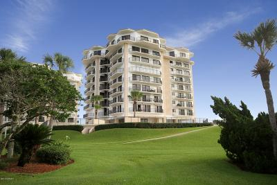 New Smyrna Beach Condo/Townhouse For Sale: 503 N Causeway #702