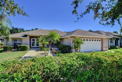 Port Orange Single Family Home For Sale: 6216 Morning Drive