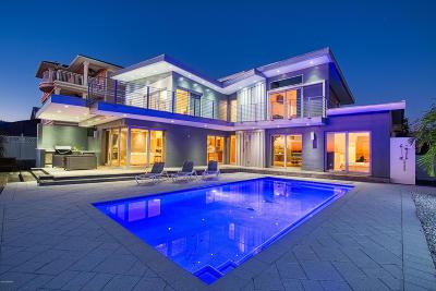 Port Orange Single Family Home For Sale: 4020 S Peninsula Drive