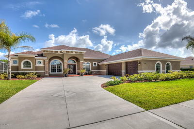 New Smyrna Beach Single Family Home For Sale: 3335 W Locanda Circle
