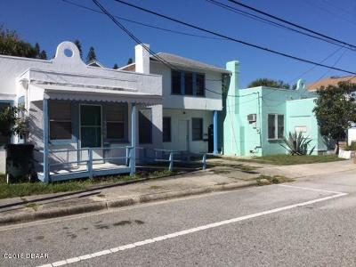 Volusia County Multi Family Home For Sale: 313 N Oleander Avenue
