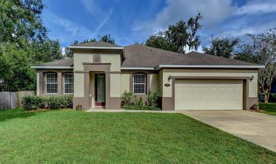 Deland Single Family Home For Sale: 1341 Tilapia Trail