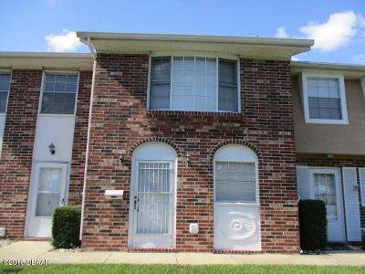 Volusia County Condo/Townhouse For Sale: 2200 S Palmetto Avenue #E020