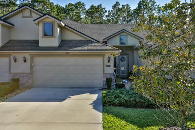 Ormond Beach Attached For Sale: 1337 Hansberry Lane