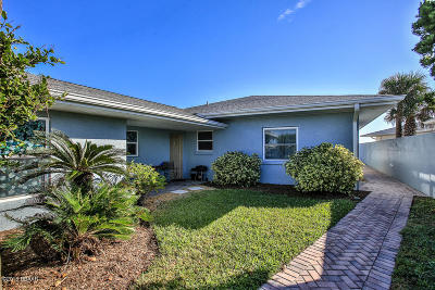 Daytona Beach Single Family Home For Sale: 1800 N Atlantic Avenue