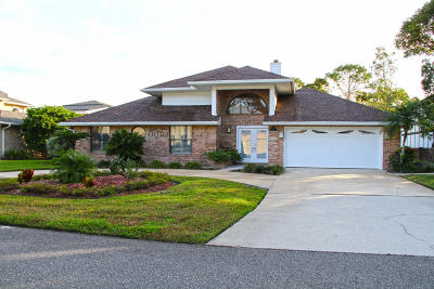 Port Orange Single Family Home For Sale: 2524 Tail Spin Trail