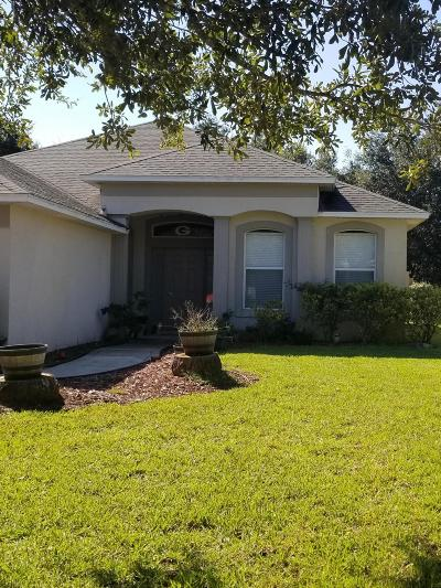 Ormond Lakes Single Family Home For Sale: 8 Old Creek Circle