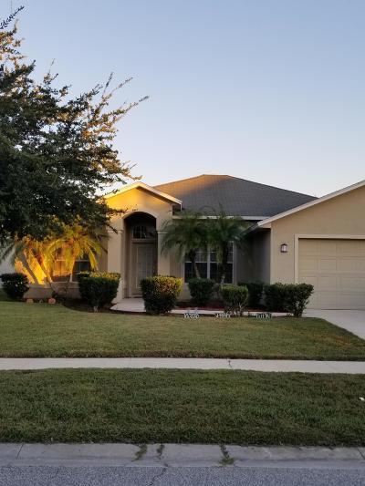 Port Orange Single Family Home For Sale: 1800 Creekwater Boulevard