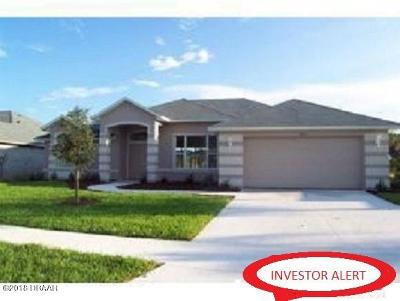 Port Orange Single Family Home For Sale: 1875 Creekwater Boulevard