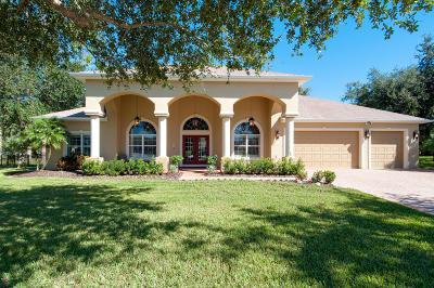 Ormond Lakes Single Family Home For Sale: 9 Coquina Cliff Circle
