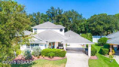 Port Orange Single Family Home For Sale: 1681 Town Park Drive