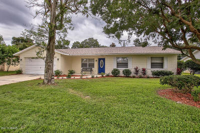 Port Orange Single Family Home For Sale: 1076 Wexford Way