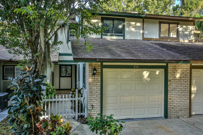 Port Orange Attached For Sale: 836 Sugar House Drive