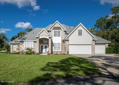 Ormond Beach Single Family Home For Sale: 2 Pine Look Pass