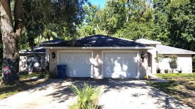 Volusia County Multi Family Home For Sale: 1050 6th Street